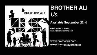 Brother Ali - Fresh Air
