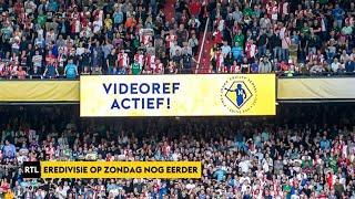 RTL Sport Update: 'Videoref zorgt voor vroeger Eredivisie-programma op zondag'