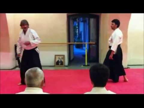 Yokomenuchi Kotegaeshi - Aikikai Napoli - Rino Bonanno