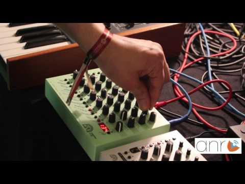MFB Dominion Club & Nanozwerg Pro - A First Look And Sound Demo