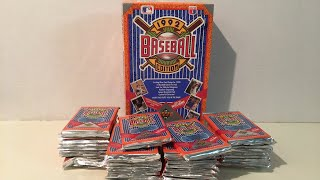 SEARCHING FOR THE TED WILLIAMS AUTO IN A BOX OF 1992 UPPER DECK