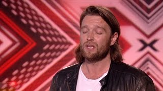 The X Factor UK 2016 Week 1 Auditions James Wilson Full Clip S13E01