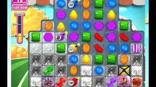 How to Clear Candy Crush Saga Level 1444