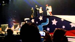 Nitro Circus Live 2012 antwerp: Big air