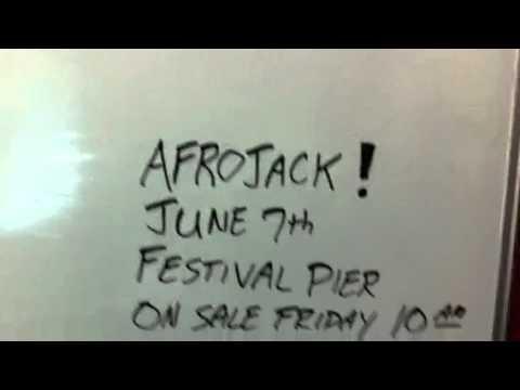 Artist Announce