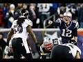 Patriots Vs Ravens 2012 AFC Championship Game