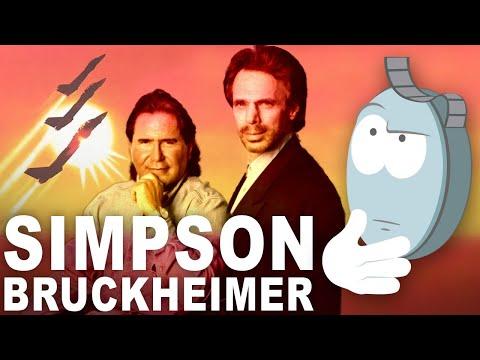 Don Simpson et Jerry Bruckheimer Partie 1 par M. Bobine