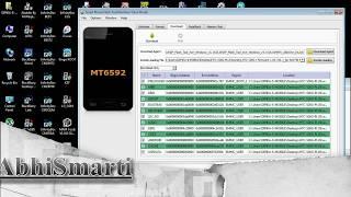 HTC 526G PLUS DUALL SIM D526H ERROR DOWNLOAD DA FAIL2004 AND FLASHING DONE BY SP FLASH TOOL