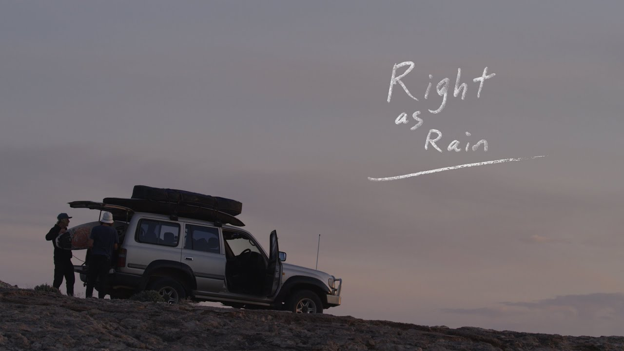Right As Rain | Russell Bierke And Darcy Piper