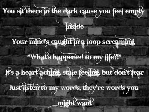 Famous Last Words  Searching For A Home {Lyrics}
