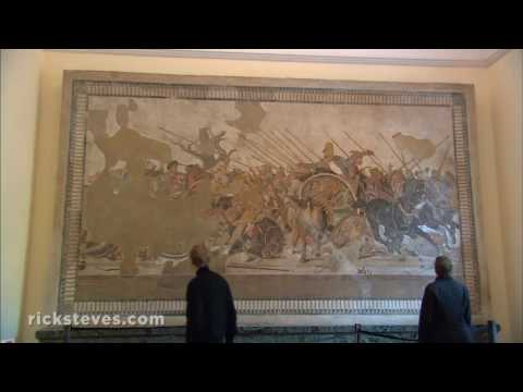 Naples, Italy: Archaeological Museum