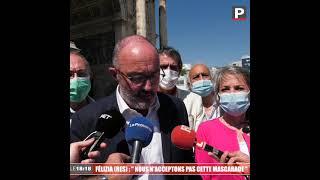 Régionales : Jean-Laurent Félizia (Rassemblement Ecologique et Social) évoque une mascarade