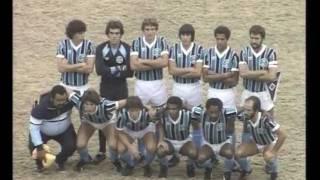 Grêmio (Brazil) 2 - 1 Hamburgo SV  (Germany)  - TOYOTA EuropeanSouth American CUP 1983