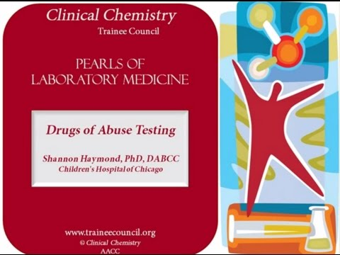 Drugs of Abuse Testing