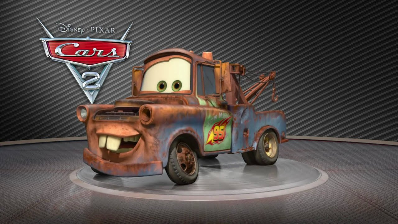 Cars Wallpaper With Names Cars 2 Quot Mater Showroom Turntable Quot Official Hd Youtube