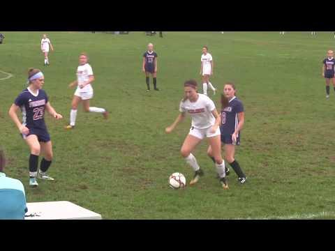 MIAA Girls Soccer: Middleborough vs Pembroke - October 26, 2017