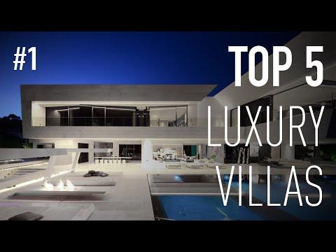 Top 5 MOST INCREDIBLE Luxury Modern Villas in Marbella | Drumelia Real Estate | Part 1