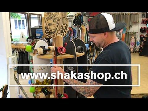 Rundgang im SHAKA Shop Gossau SG