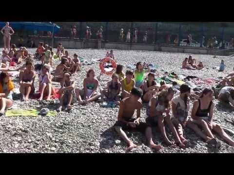 Золотой колос 2013 год, смена -3. посёлок Новомихайловка