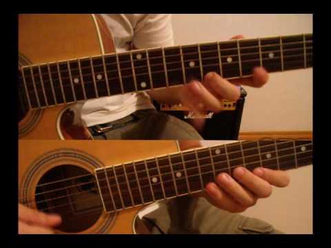 Avenged Sevenfold - Sidewinder Acoustic Solo 「BY FELPHERO」