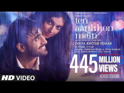 Teri Aankhon Mein Song: Divya K | Darshan R, Neha K | Pearl V Manan B | Radhika, Vinay | Bhushan K
