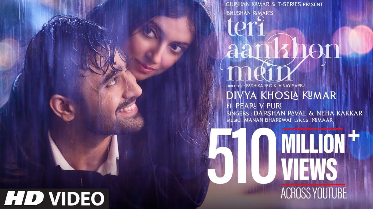 Download Teri Aankhon Mein Song: Divya K | Darshan R, Neha K | Pearl V Manan B | Radhika, Vinay | Bhushan K