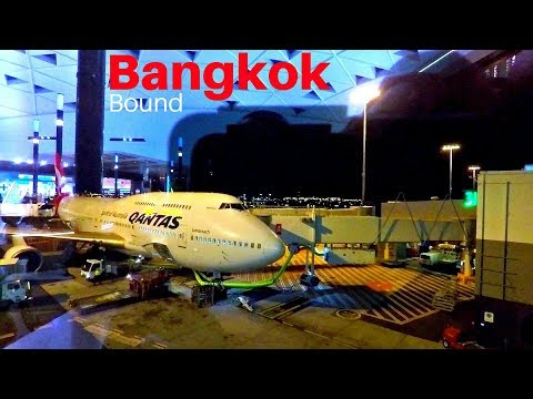 Bangkok Thailand:  Sleeping in Airports - How and where to buy tickets for overnight sleeper train
