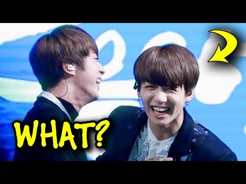Save BTS from Jin & Jungkook (JinKook)