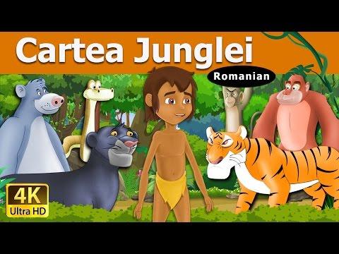 Cartea Junglei | Povesti pentru copii | Basme in limba romana | Romanian Fairy Tales