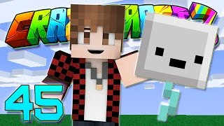 Minecraft Crazy Craft 3.0: LEGENDARY CLOUD PET HUNT! #45 (Modded Roleplay)