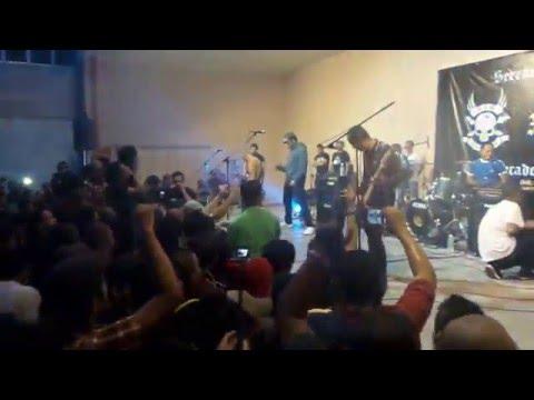 ACAB - Skinhead Selamanya live @ Two Decades of Rebellion SubcultureXAcab Tour 2016