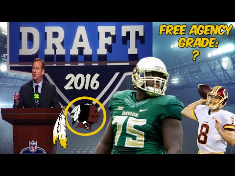 Washington Redskins will draft Andrew Billings | 2016 NFL Draft | Free Agency Grade