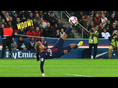 Stadium Reaction on Neymar Jr Skills & Goals 2019 😱