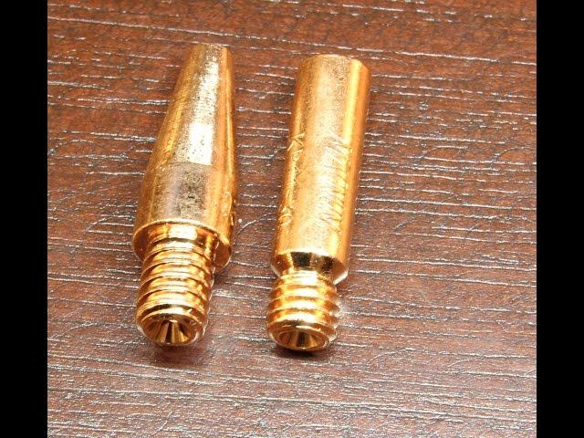 Lincoln PowerMig 210MP Mig tips