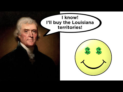 Thomas Jefferson: Author Of The Declaration Of Independence (1801-1809)