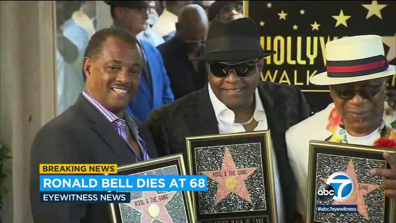 Kool & the Gang's Ronald 'Khalis' Bell dead