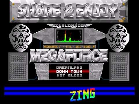 Amiga Music Disk: Amazing Tunes (1988)(Share and Enjoy, Megaforce)