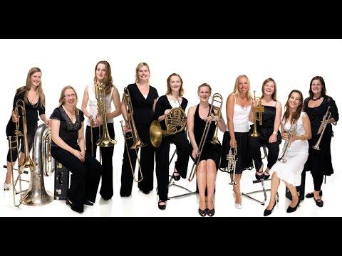 tenThing Brassensemble - YouTube