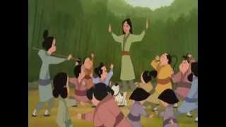 Mulan 2  Lesson Number One English   YouTube