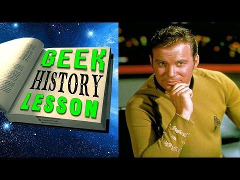 Best Star Trek Crew Ever - Geek History Lesson