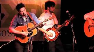 Mumford & Sons - The Cave (Live @ WXRT Chicago)
