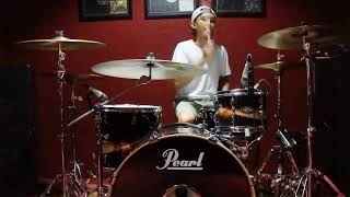 Agus PeWe - Twenty One Pilots - Jumpsuit (Drum Cover)