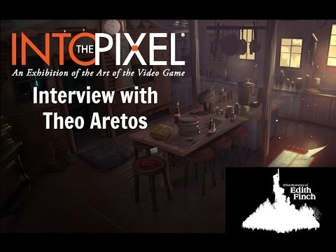 #IntothePixel Interview with Theo Aretos (Giant Sparrow)