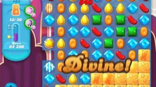 Candy Crush Soda Saga Level 408 (3 Stars)