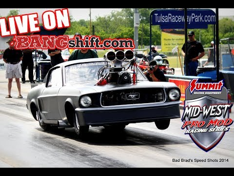 The Throwdown In T-Town 2019 From Tulsa Raceway Park - Friday