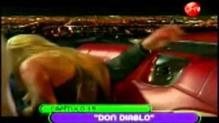 Escena  de Don Diablo de karol y faloon