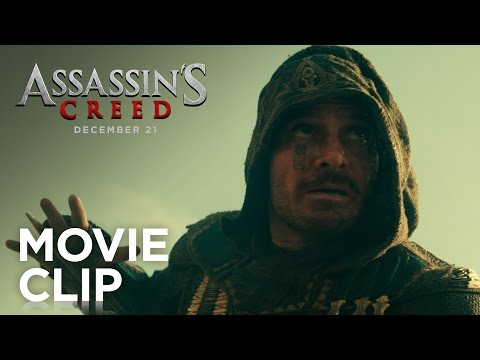 """Assassin's Creed   """"Carriage Chase"""" Clip [HD]   20th Century FOX"""