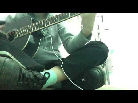 ЖЩ-Жить так долго ( Guitar Cover By Olino4ko)