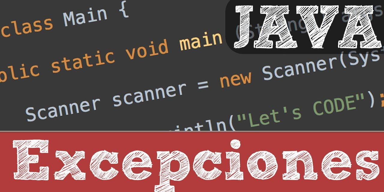try, catch y finally (Manejo de excepciones) - Tutorial Java