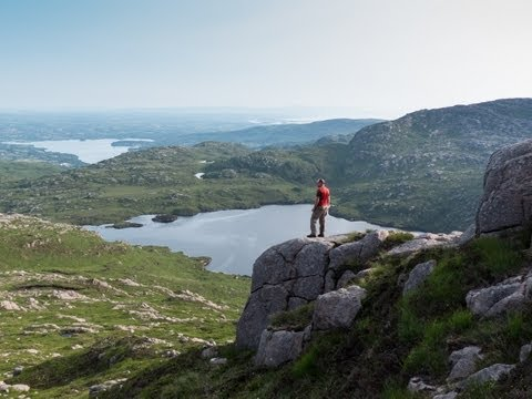 Trekking in Ireland: The Bluestack Mountains Traverse, County Donegal